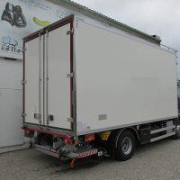Kofferaufbau der Firma Keller GmbH aus Rückersdorf bei Wien